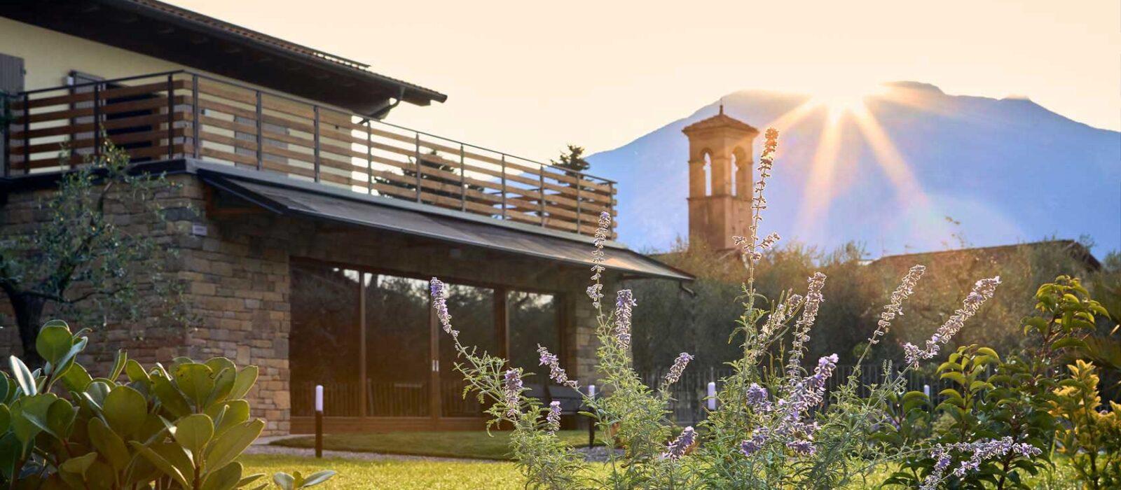 Agriturismo De Bas - Dove siamo - Riva del Garda - Garda Lake